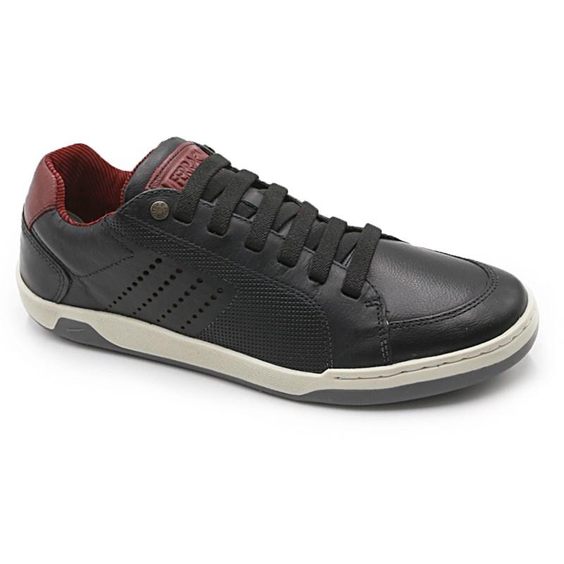 Sapato Ferracini Preto - 233658