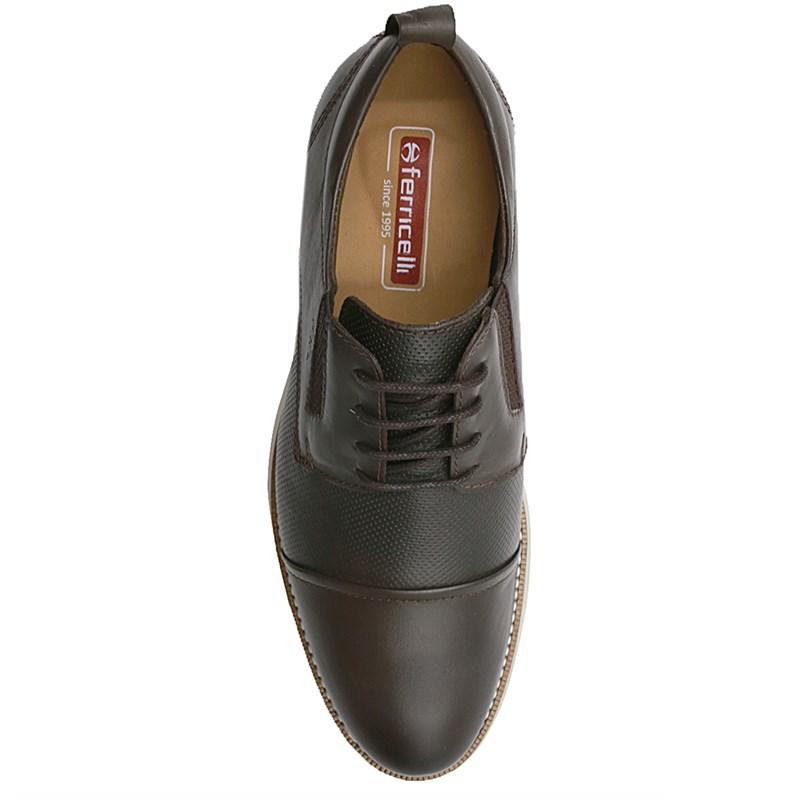 Sapato Ferricelli Stinguer Masculino Brown - 243435