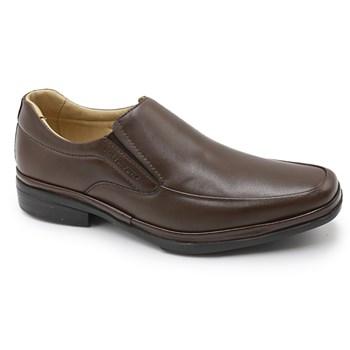 Sapato Levecomfort Dark Brown - 241306