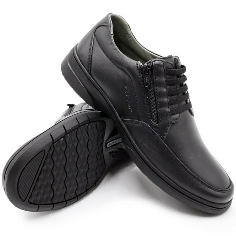 Sapato Levecomfort Masculino Preto - 241313