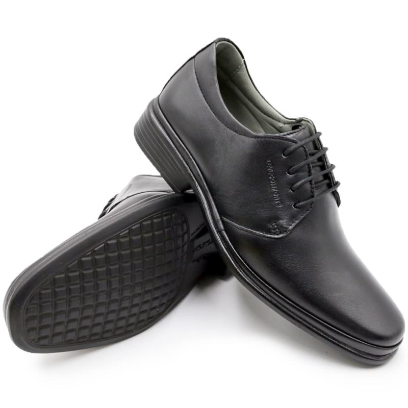 Sapato Levecomfort Masculino Preto - 241315