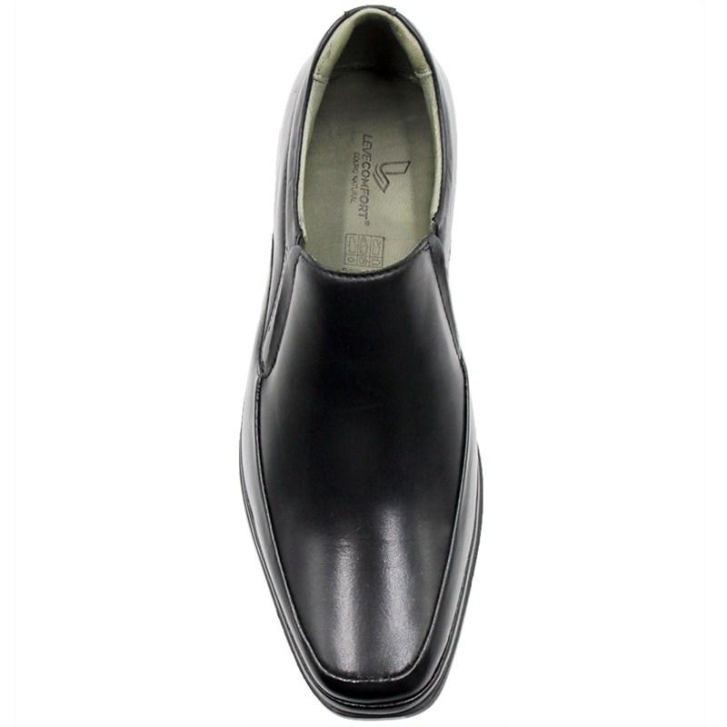 Sapato Levecomfort Preto - 241306
