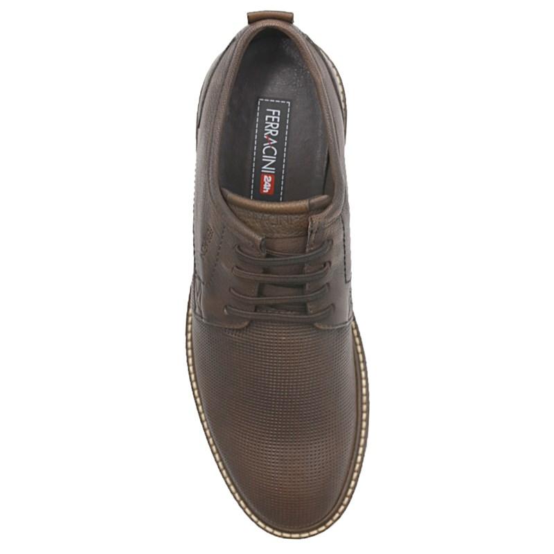 Sapato Masculino Ferracini Play Tabaco - 233255