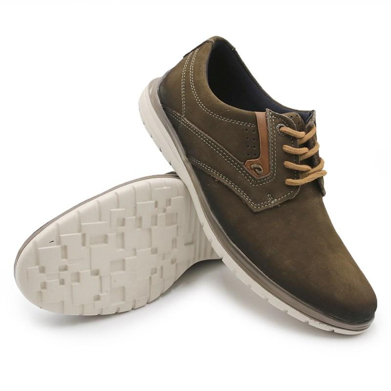 Sapato Pegada Capuccino/Conhaque - 234760