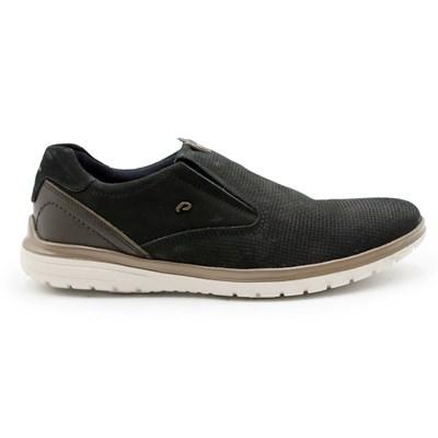 Sapato Pegada Masculino Preto/Cravo - 235268