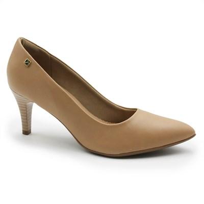 Sapato Piccadilly Feminino Nude - 245275