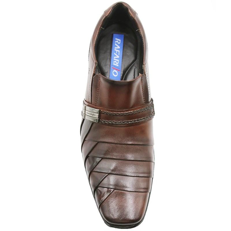 Sapato Rafarillo Las Vegas Masculino Mogno - 243421