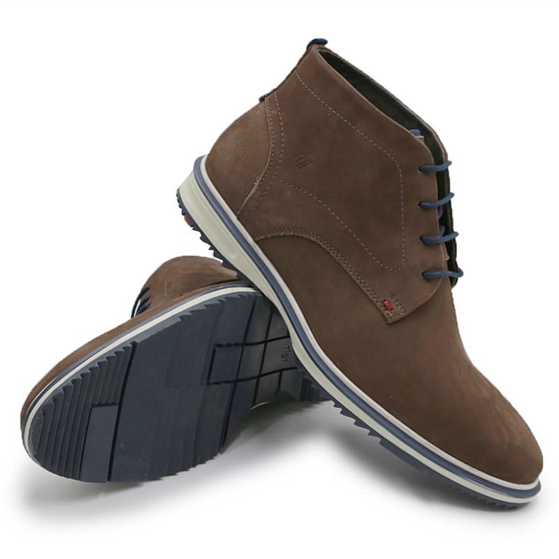 Sapato Rafarillo Liverpool Masculino Brown - 243422