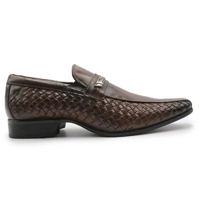 Sapato Rafarillo Mogno/Castanho - 235405
