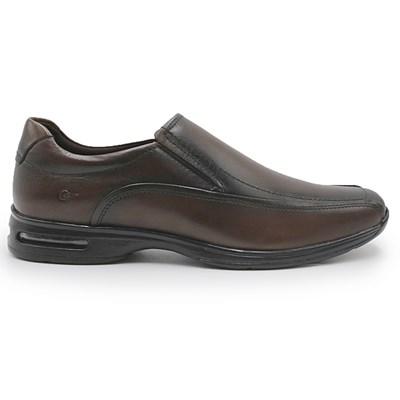 Sapato Social Democrata Air Sport Tabaco - 203470