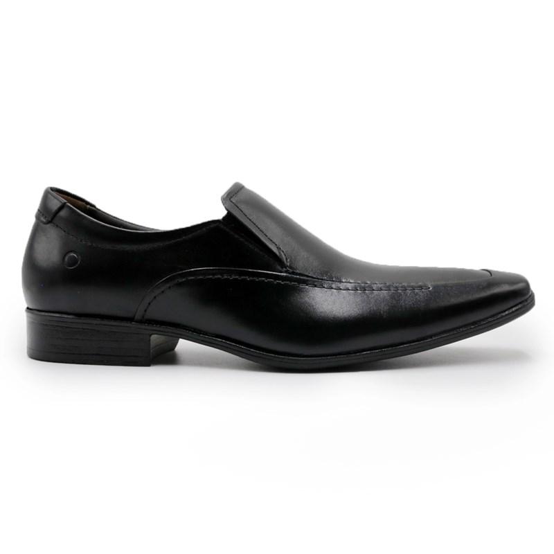 Sapato Social Democrata Aspen Preto - 238805