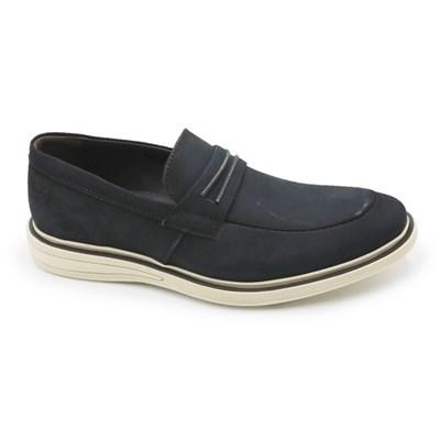 Sapato Social Democrata Bay Navy - 242767