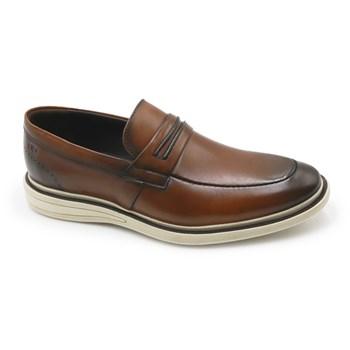 Sapato Social Democrata Bay Tan - 242767