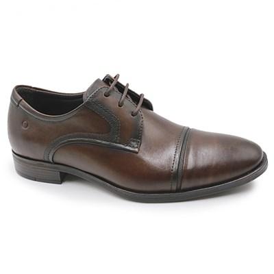 Sapato Social Democrata Madison Hi Soft Tabaco - 238809