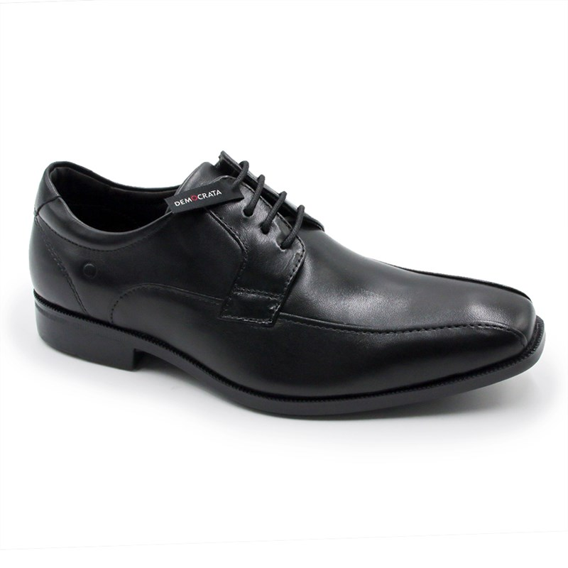 Sapato Social Democrata Masculino Preto - 201237