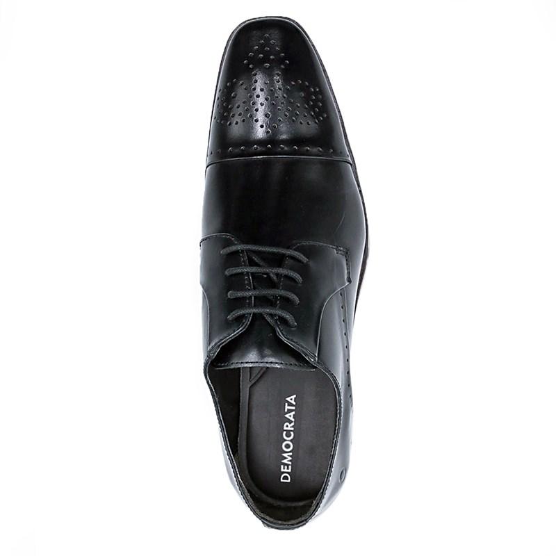 Sapato Social Democrata Preto - 228059