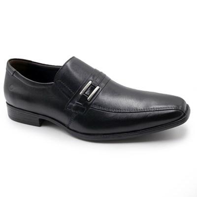 Sapato Social Democrata Prime Preto - 238249