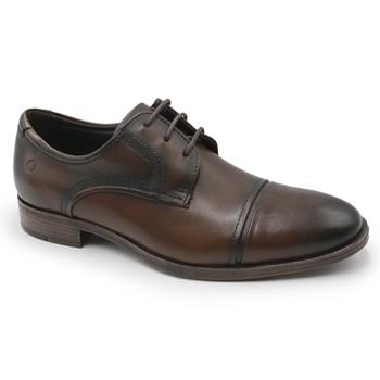 Sapato Social Democrata Tabaco - 238809