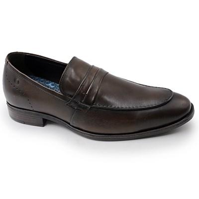 Sapato Social Democrata Tabaco - 245853
