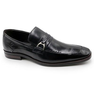 Sapato Social Democrata Tompson Preto - 238704