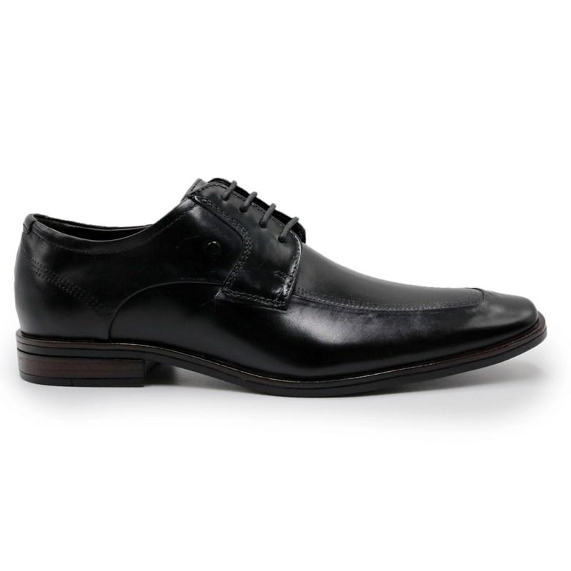 Sapato Social Democrata Tompson Preto - 238802