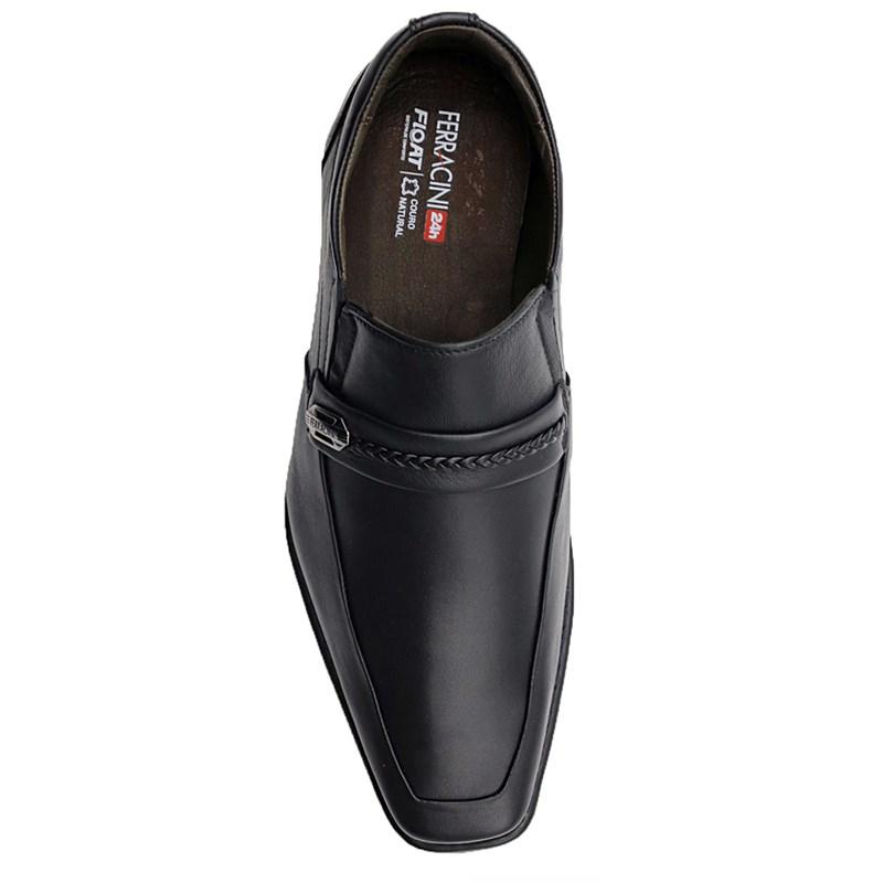 Sapato Social Ferracini Ambience Masculino Preto - 242633