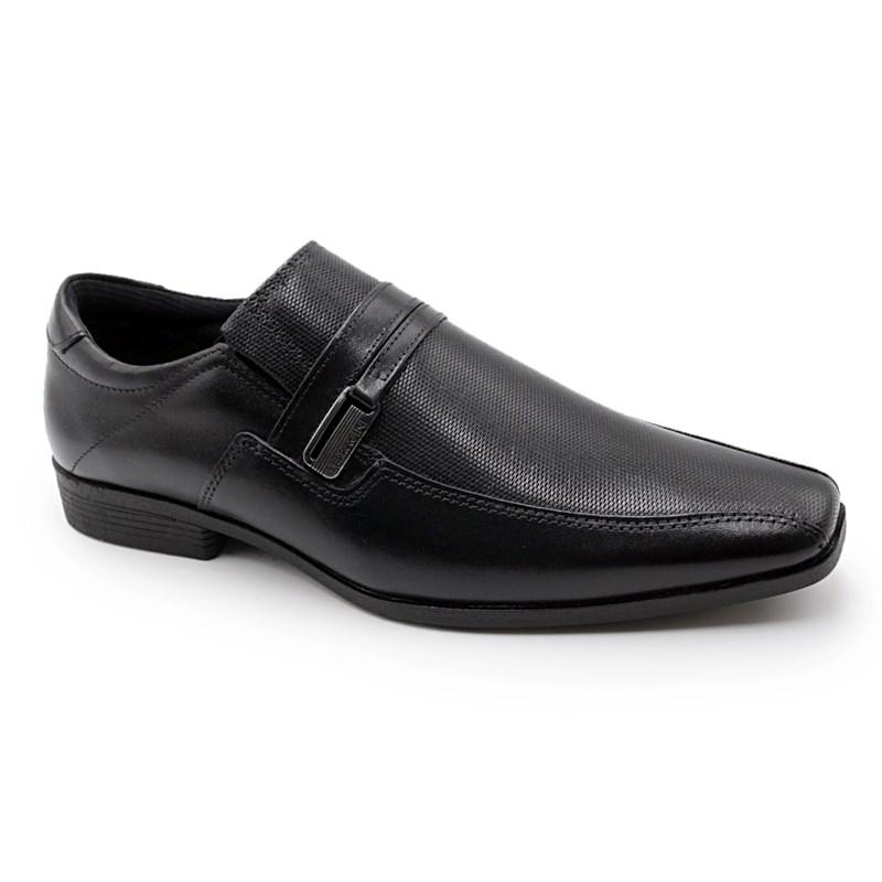 Sapato Social Ferracini Liverpool Preto - 236955
