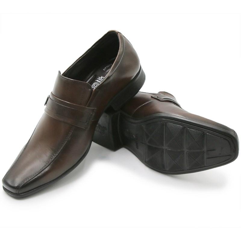 Sapato Social Jota Pe Dark Brown - 220607