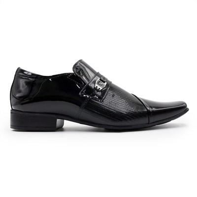 Sapato Social Jota Pe Masculino Preto - 240405