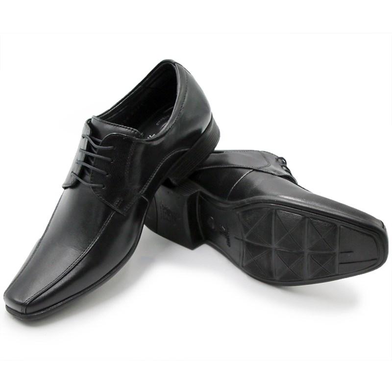 Sapato Social Jota Pe Preto - 220606