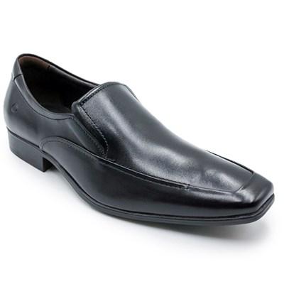 Sapato Social Masculino Democrata Aspen Preto - 228282