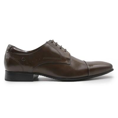 Sapato Social Masculino Democrata Cafe - 222462