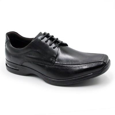 Sapato Social Masculino Democrata Preto - 203471