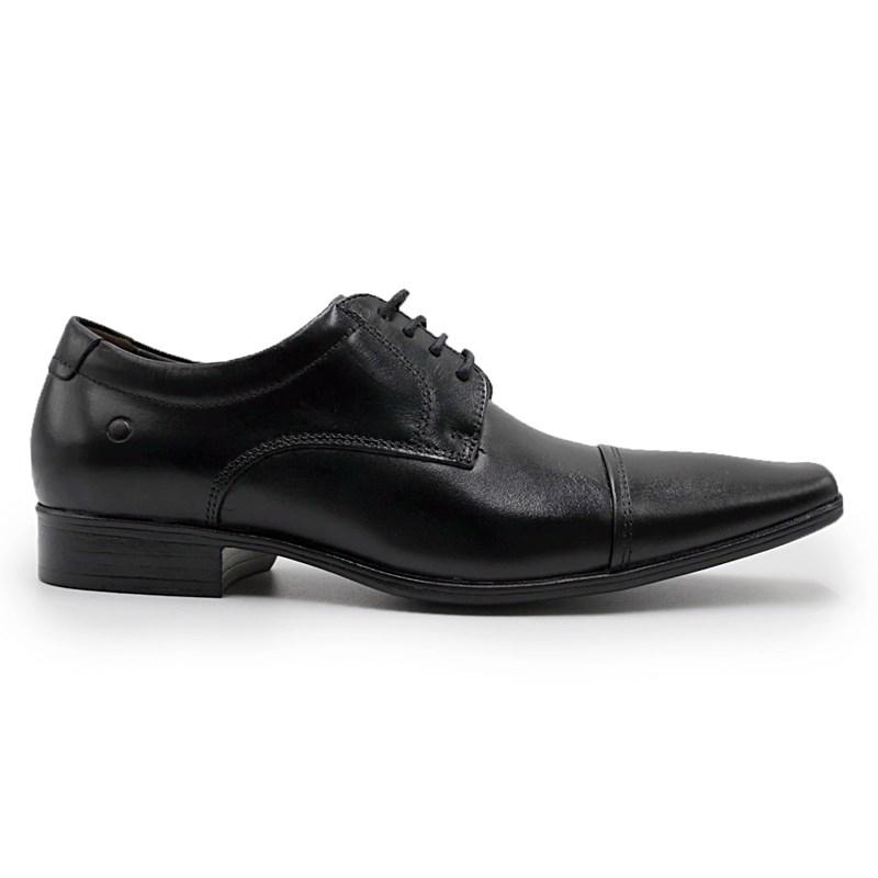 Sapato Social Masculino Democrata Preto - 208201