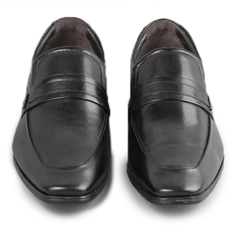 Sapato Social Masculino Democrata Preto - 228284