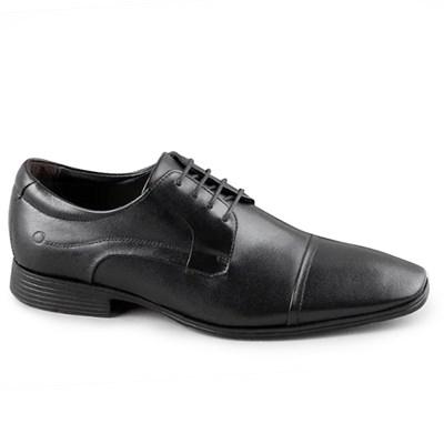 Sapato Social Masculino Democrata Preto - 228285
