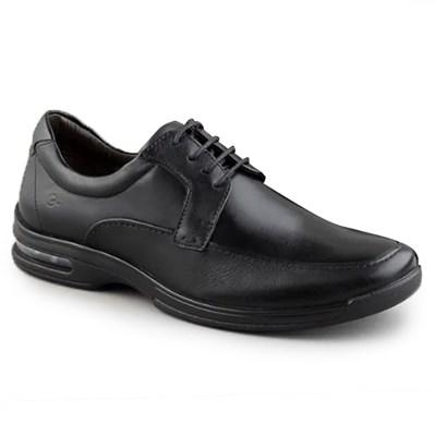 Sapato Social Masculino Democrata Preto - 228289