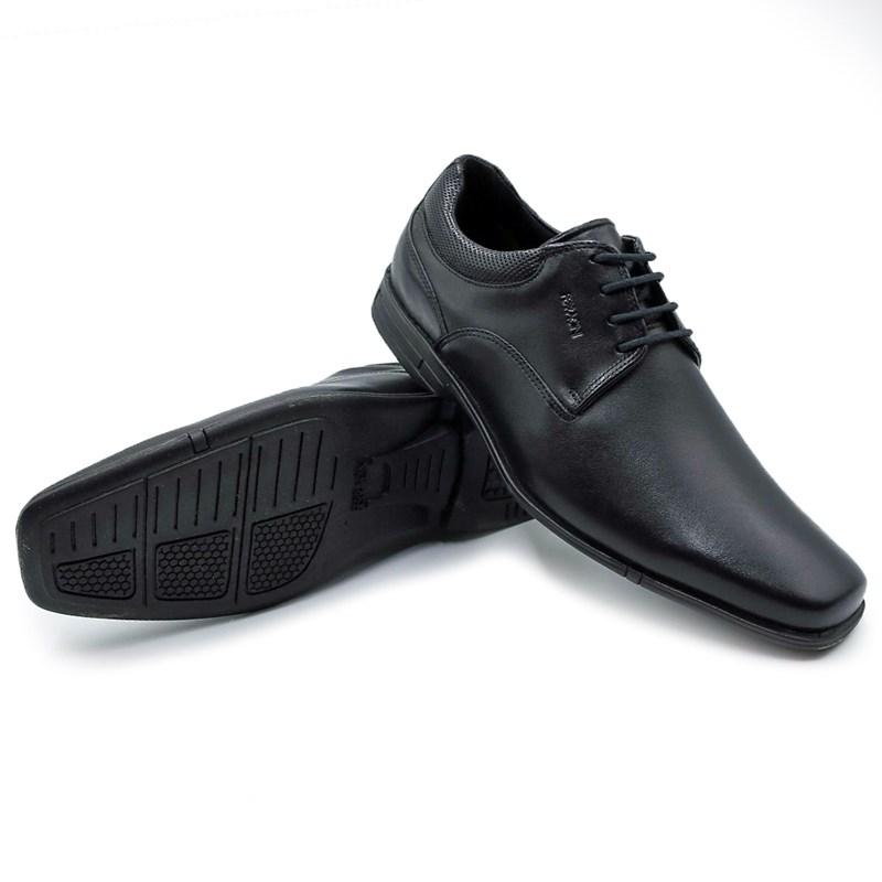 Sapato Social Masculino Ferracini Preto - 227882