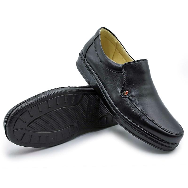 Sapato Social Masculino Opananken Preto - 229901