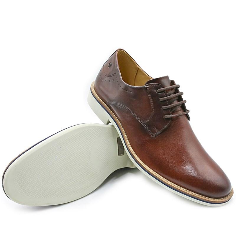 Sapato Social Masculino Rafarillo Mogno - 230538
