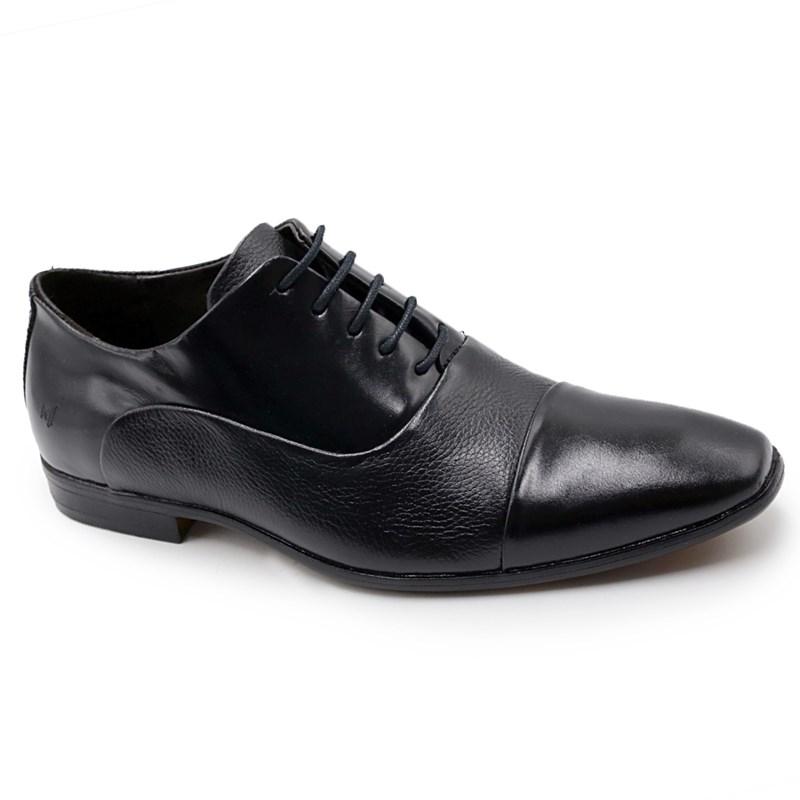 Sapato Social Rafarillo Dubai Masculino Preto - 240873