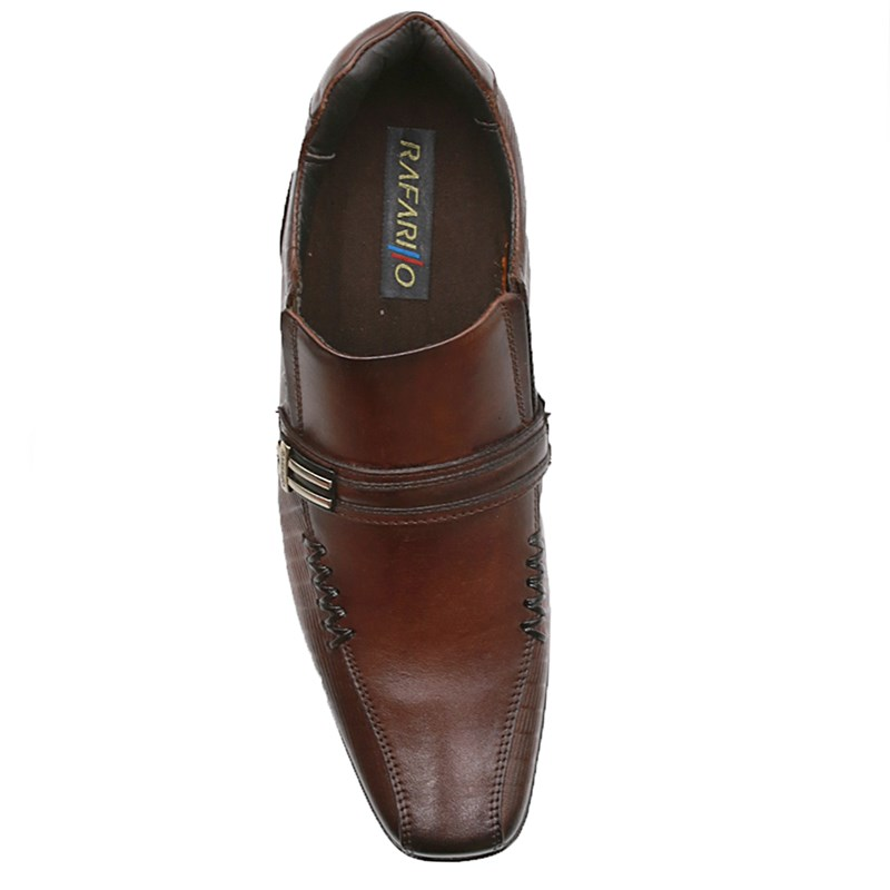 Sapato Social Rafarillo Vegas Alth Masculino Mogno - 240874
