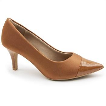 Sapato Usaflex Feminino Canela - 242087