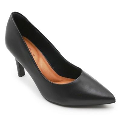 Sapato Usaflex Feminino Preto - 240089