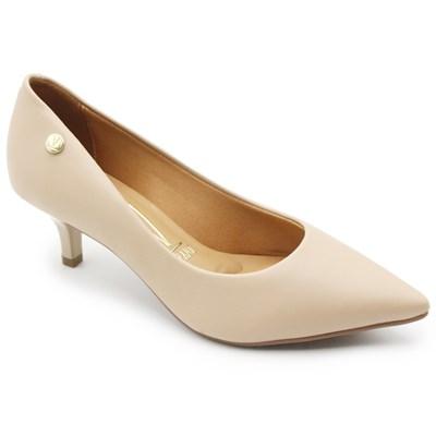 Sapato Vizzano Feminino Bege - 242040