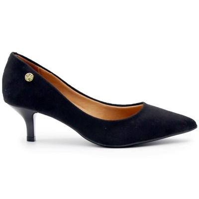 Sapato Vizzano Feminino Preto - 242040