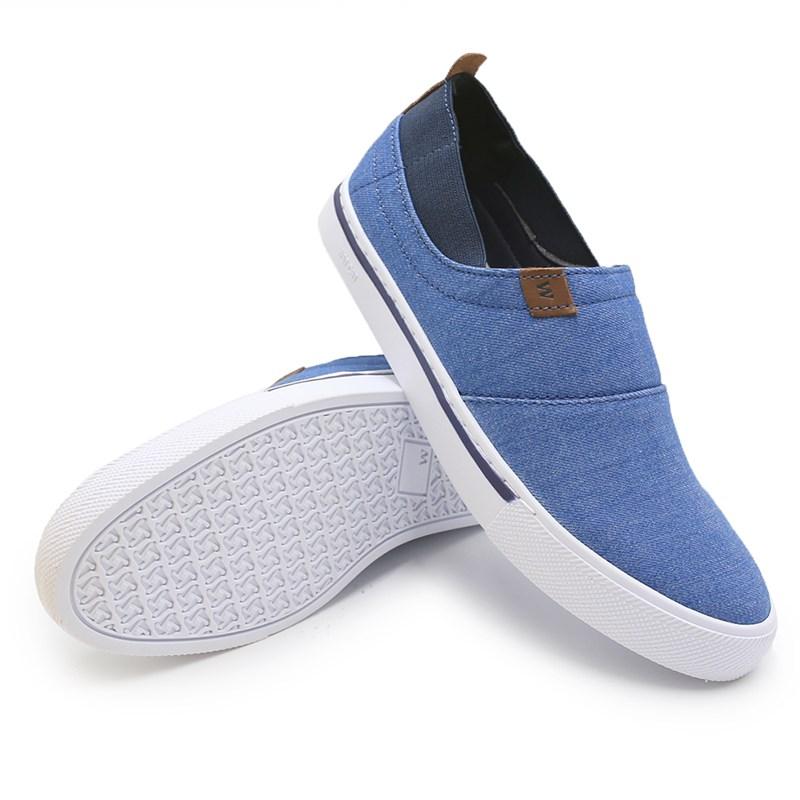Sapato West Coast Marinho/Azul - 233682