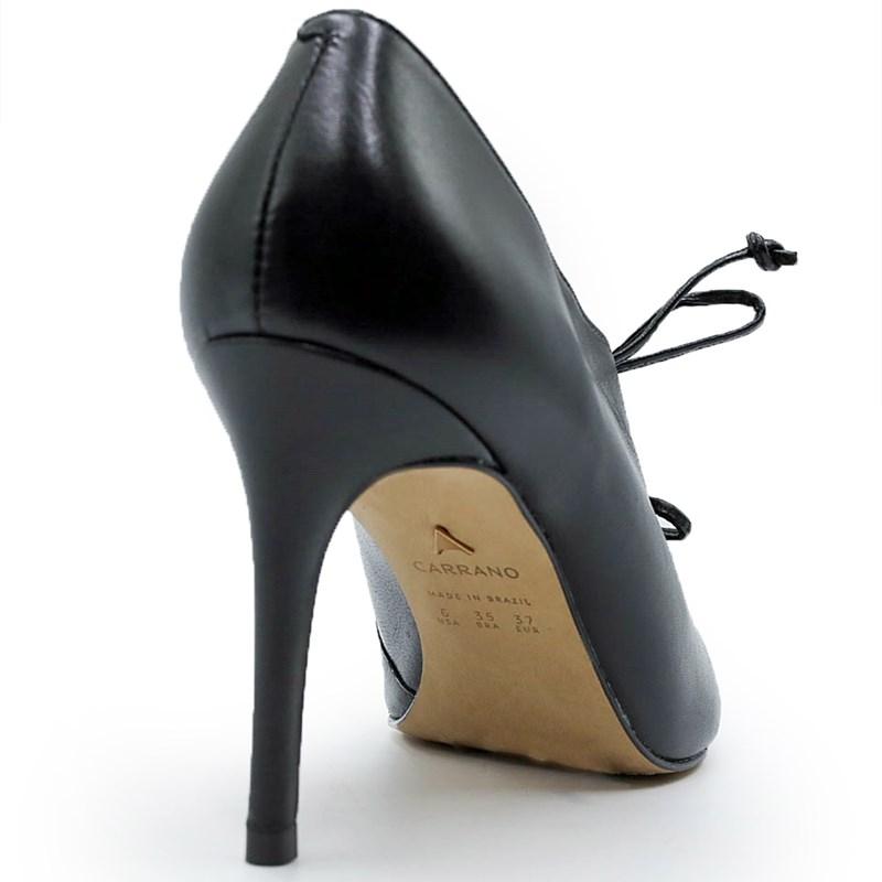 Scarpin Feminino Carrano Black - 228643