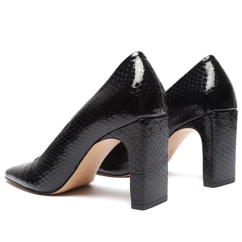 Scarpin Feminino Schutz Black - 239137