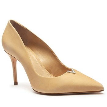 Scarpin Feminino Schutz Light Wood - 239069